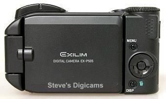 Casio Exilim Pro EX-P505