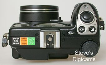 Nikon Coolpix 5000.  Photo (c) 2001 by Steve's Digicams