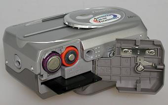 Fuji FinePix 2600 Zoom