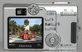 Pentax Optio SV