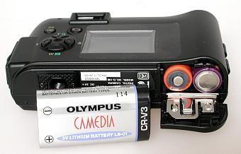 Olympus Camedia D-150