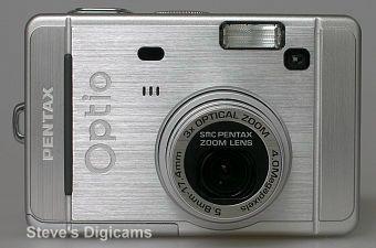 Pentax Optio S40