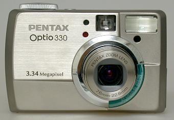 Pentax Optio 330