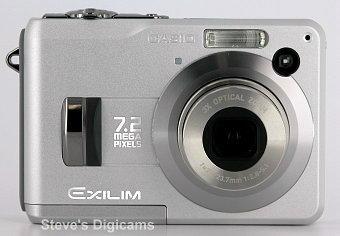 Casio Exilim EX-Z120