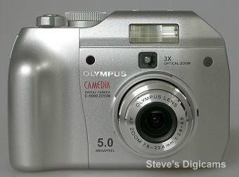 Olympus C-5000 Zoom