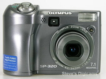 Olympus SP-320 Zoom