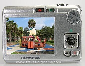 Olympus FE-210 Zoom