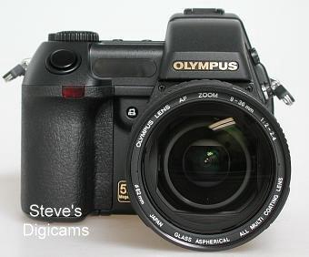 Olympus Camedia E-20N, photo (c) 2001 Steves Digicams