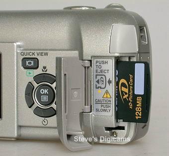 Olympus Camedia D-560 Zoom