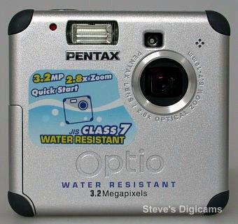 Pentax Optio 33WR