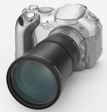 Canon Powershot S1 IS