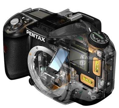 Pentax K100D Super Super