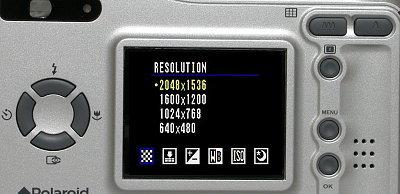 Polaroid PDC3350