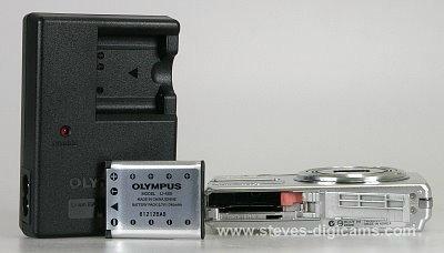 Olympus FE-240 Zoom