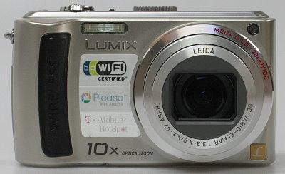 Panasonic Lumix DMC-TZ50