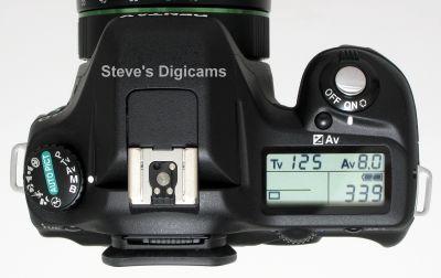 Pentax *ist DS, image (c) 2004 Steve's Digicams
