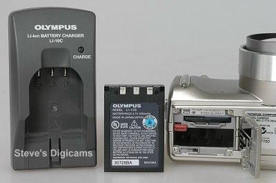 Olympus C-770 Ultra Zoom