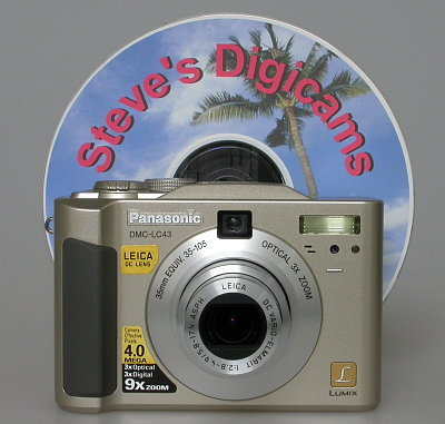 Panasonic Lumix DMC-LC43