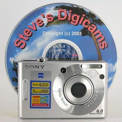 Sony DSC-W30