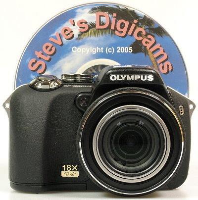 Olympus SP-560 UltraZoom