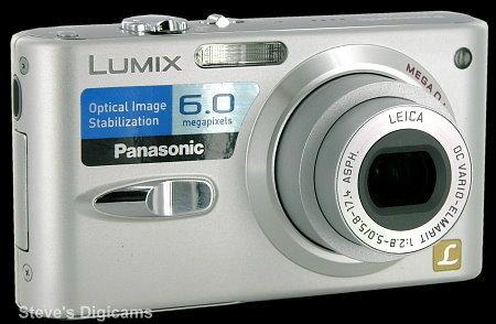 Click to take a QuickTime VR tour of the Panasonic Lumix DMC-FX3