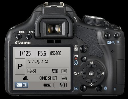 Canon EOS Rebel T1i Digital SLR