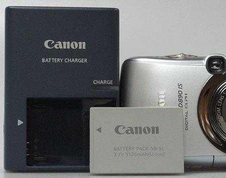 Canon Powershot SD890 ISDigital ELPH