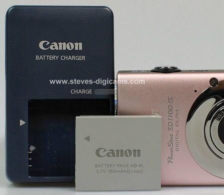 Canon Powershot SD1100 ISDigital ELPH