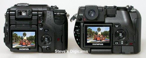 Olympus C-8080 Zoom