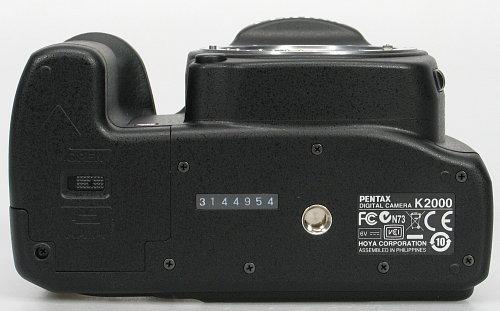 Pentax K2000