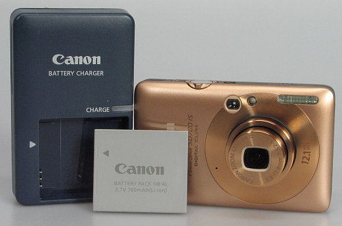 Canon Powershot SD780 ISDigital ELPH