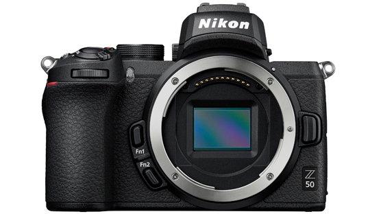 Nikon Z 50 camera