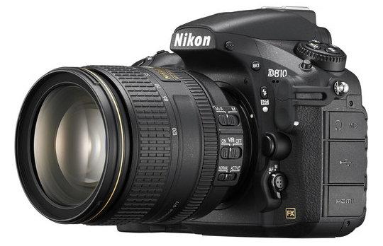 Nikon D810 DLSR Camera