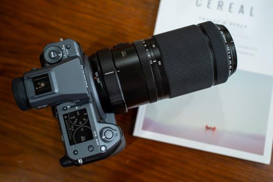 Fujinon GF100-200mm F5.6 R LM OIS WR Product Image