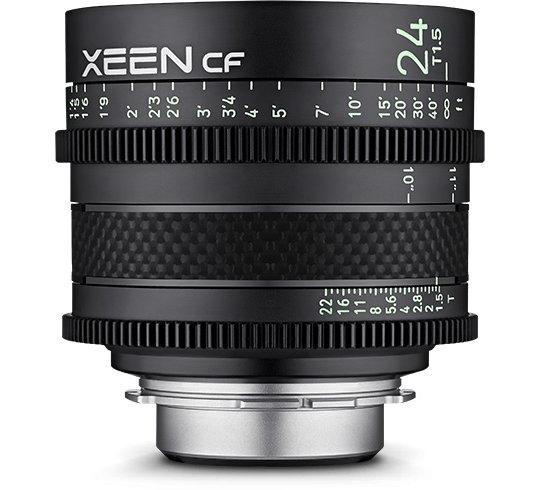 XEEN CF Cine Prime Lens