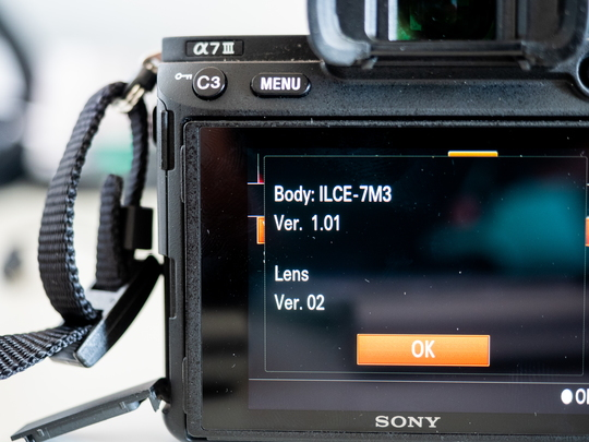 How to Update Tamron 28-75mm F2 8 Di III RXD (A036) Firmware