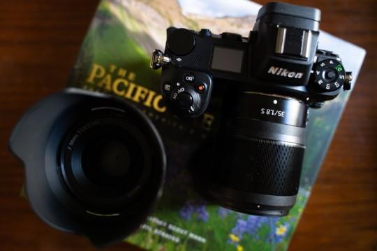 Nikon NIKKOR Z 35mm f/1 8 S Lens Review - Steve's Digicams