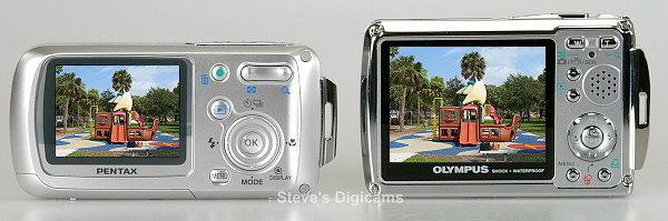 Olympus Stylus Digital 720 SW