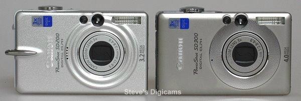 Canon PowerShot SD200 Digital ELPH