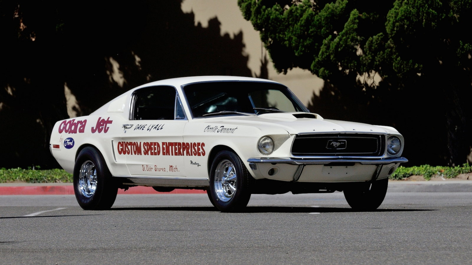 50th Anniversary Mustang Cobra is the Quarter Mile King