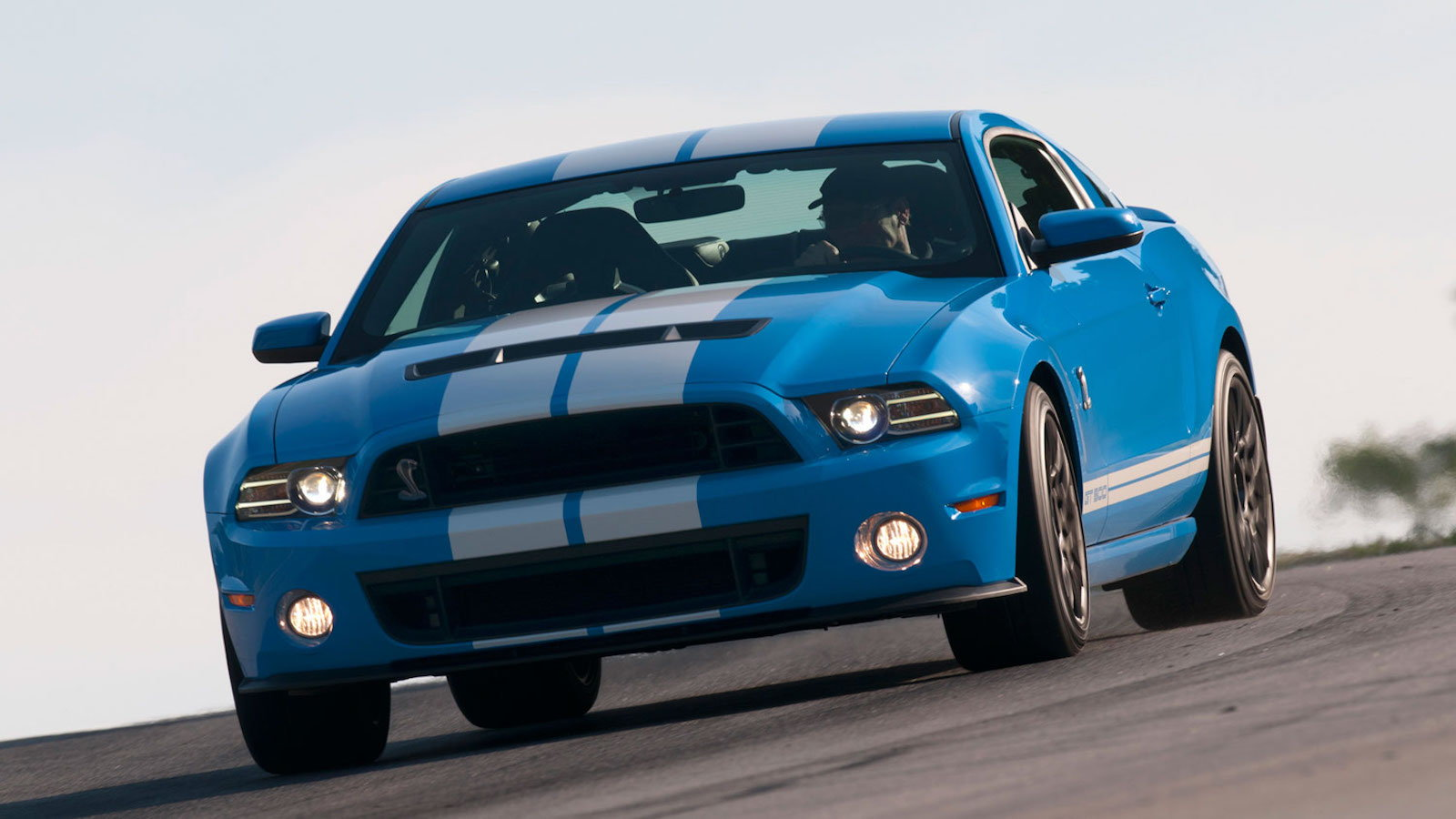 2010-2013 Shelby GT500