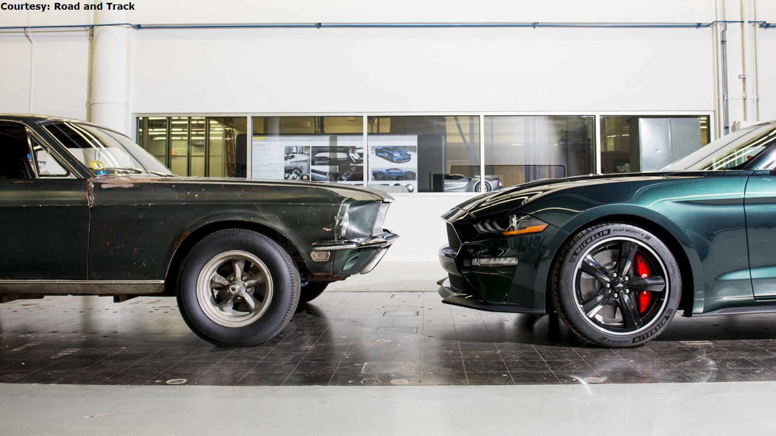 Remembering the Legendary Mustang Chase in Bullitt
