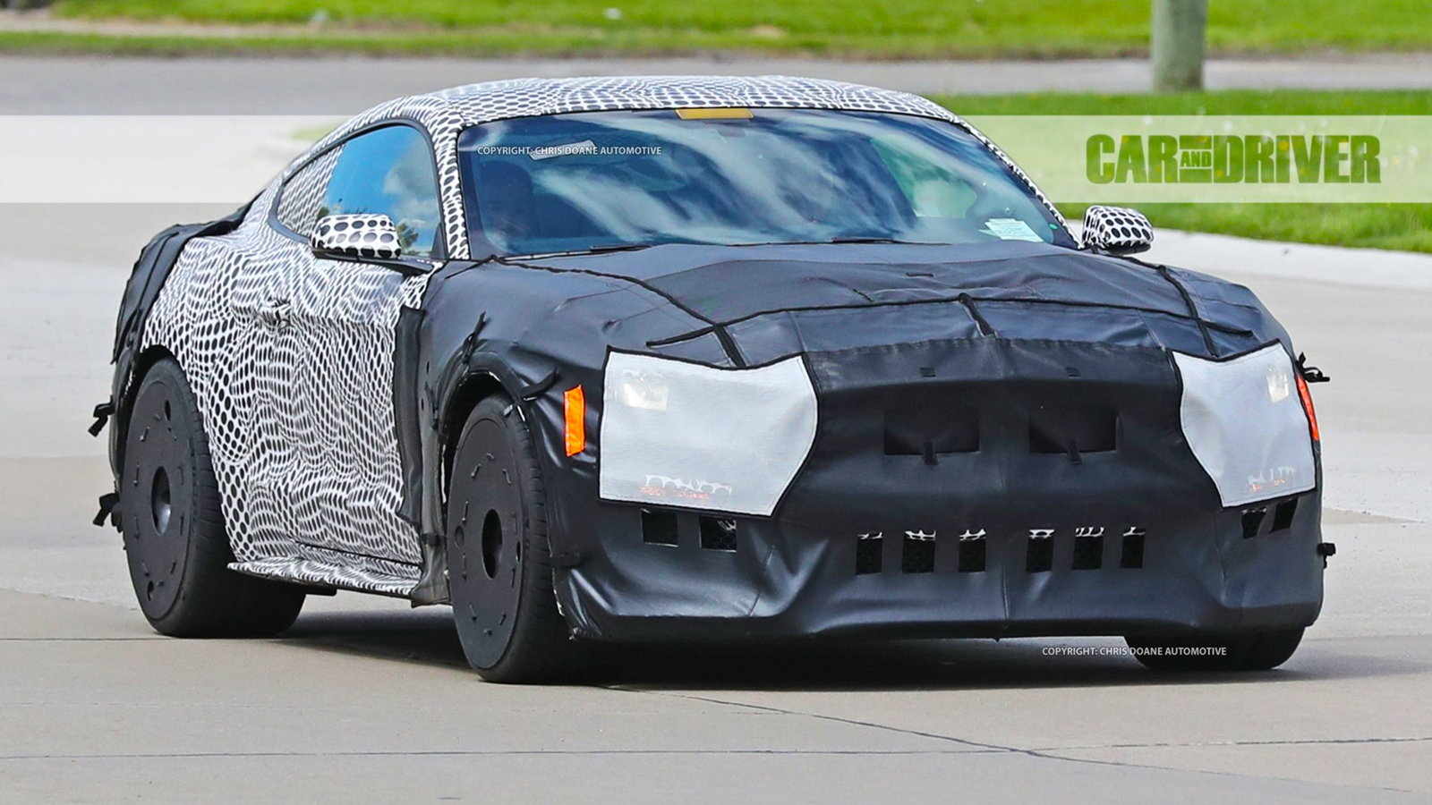 New GT500 for 2018