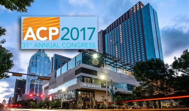 ACP Congress at JW Marriott in Austin, TX