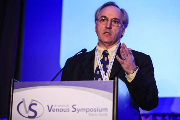 Speaker at Venous Symposium 2019