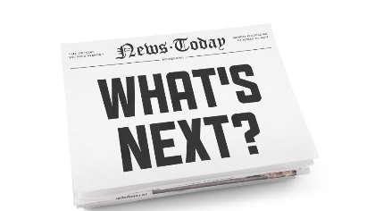 Newspaper asking
