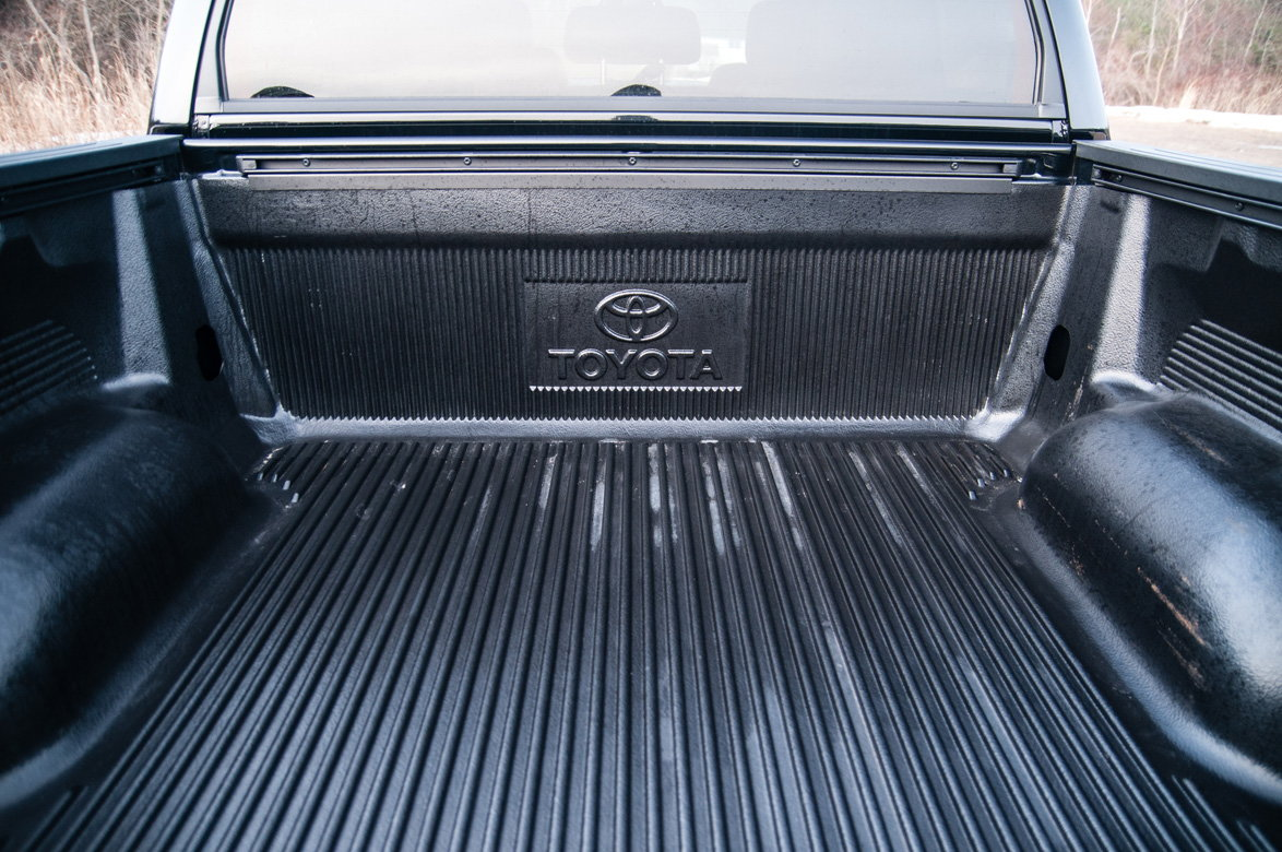 Bed liner for Toyota Tundra