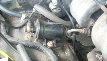 toyota 4runner 1996-2002: how to replace fuel filter | yotatech  yotatech