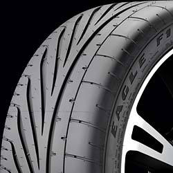The Eagle F1 provides superior dry and wet weather traction