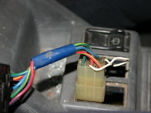 Toyota 4Runner fixing relay